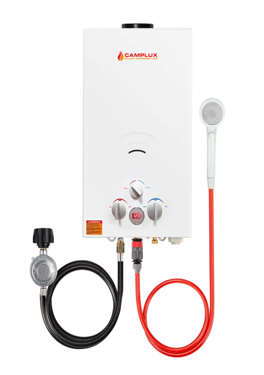 Camplux 10L Tankless Water Heater
