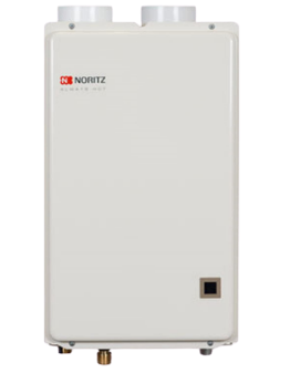 Noritz NRC66DVNG Indoor Condensing Direct Tankless Hot Water Heater