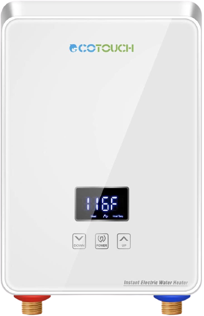 ECOTOUCH Electronic Tankless Water Heater