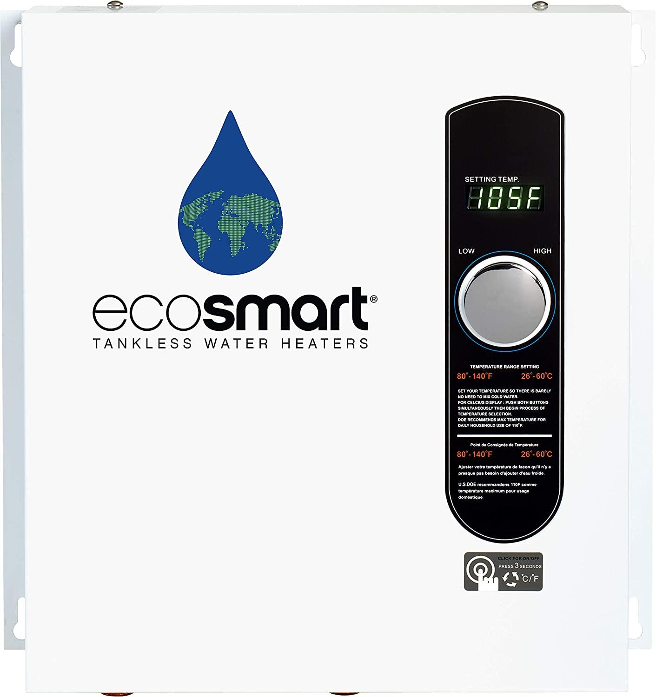 EcoSmart ECO 27 Tankless Water Heater