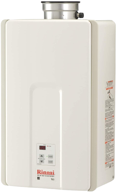Rinnai V65IP Propane6.5 GPM Tankless Water Heater