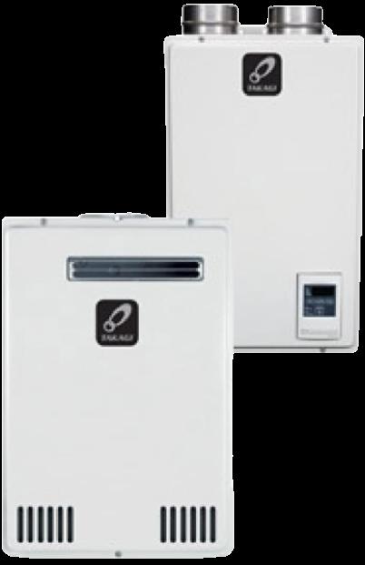 Takagi T-H3M-DV-N Condensing Direct Vent Tankless Heater