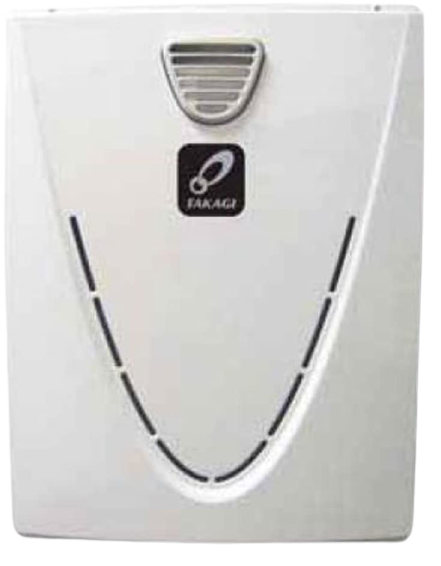 Takagi T-H3S-OS-N Condensing High Efficiency Natural Gas Outdoor Tankless Water Heater